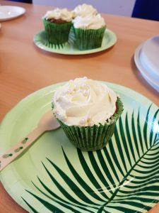 Cupcakes og byggemøte
